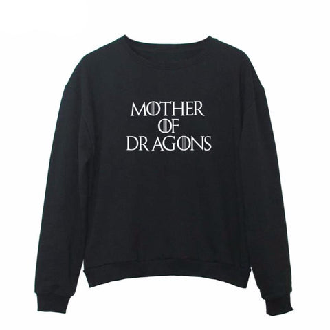 """Mother Of Dragons"" Sweatshirt (3 Colors)"