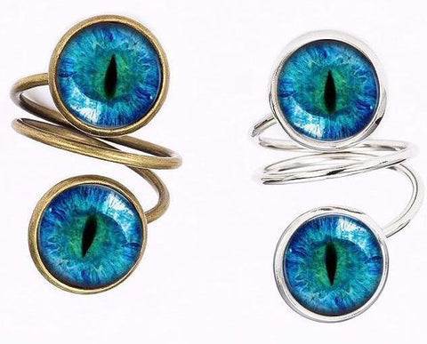"""Cat Eyes"" Ring (2 Colors)"