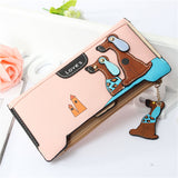 Dog-Gone Cute Fashion Wallet (6 Colors)