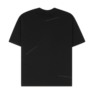 Propaganda Tee In Black