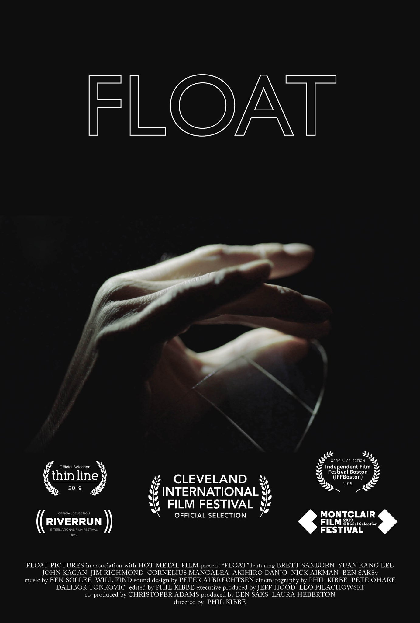 float film poster