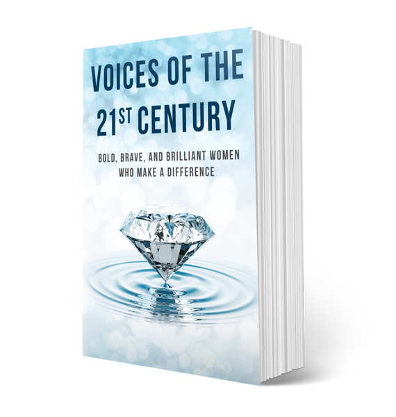 Signed Copy Voices of the 21st Century