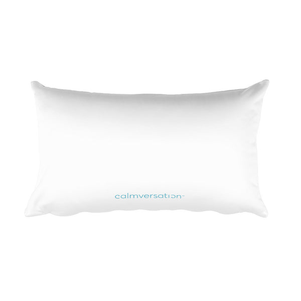 Thought Space Pillow