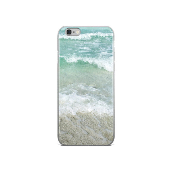 waves of wonder iPhone case
