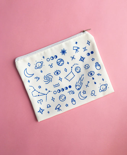 Cosmos Makeup Pouch