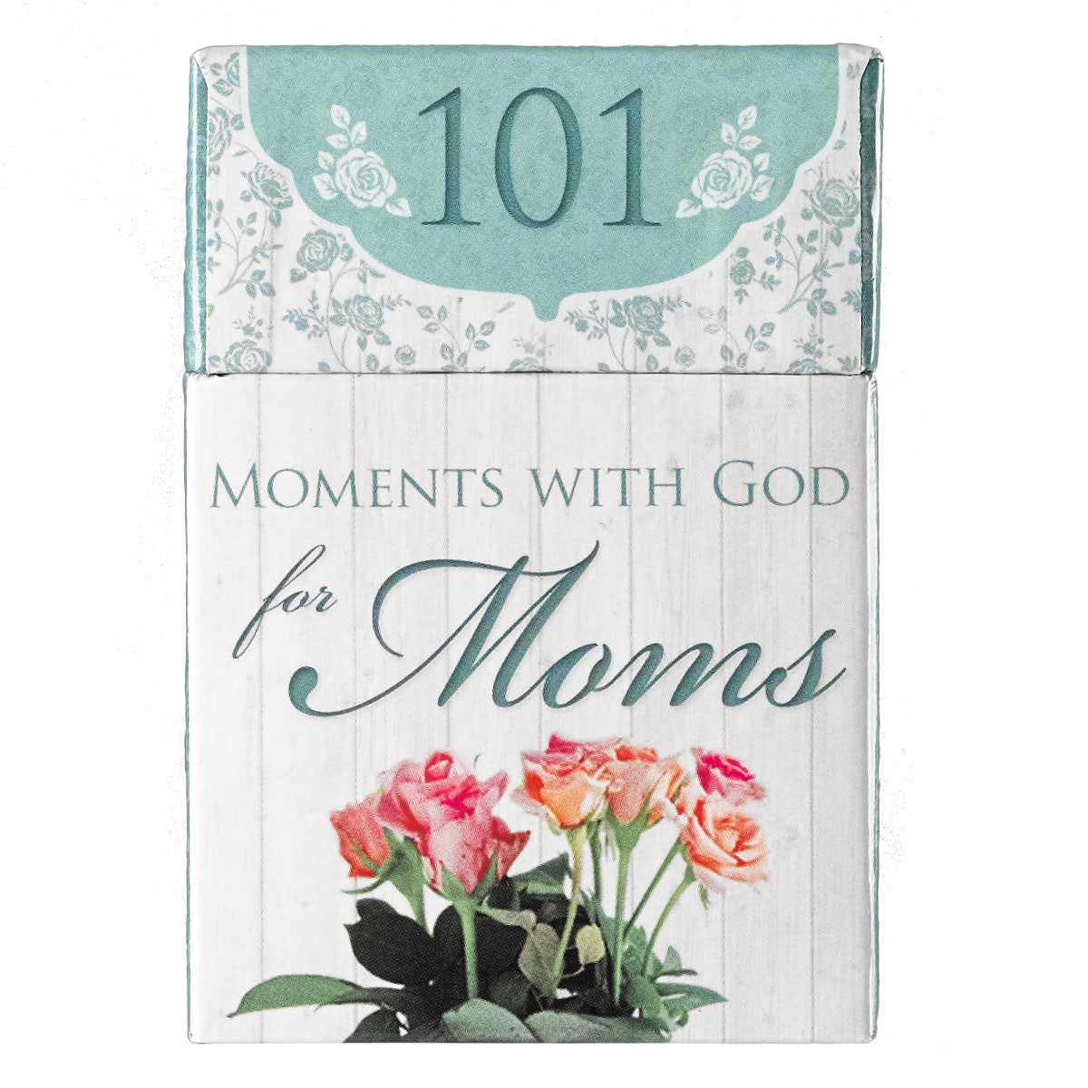 101 Moments with God for Moms Box of Blessings (BX106)