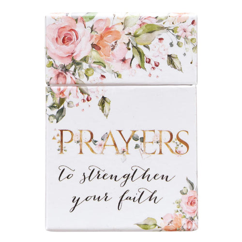 Prayers to Strengthen Your Faith Box of Blessings