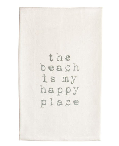 Gone To The Beach Tea Towel (4405239G)