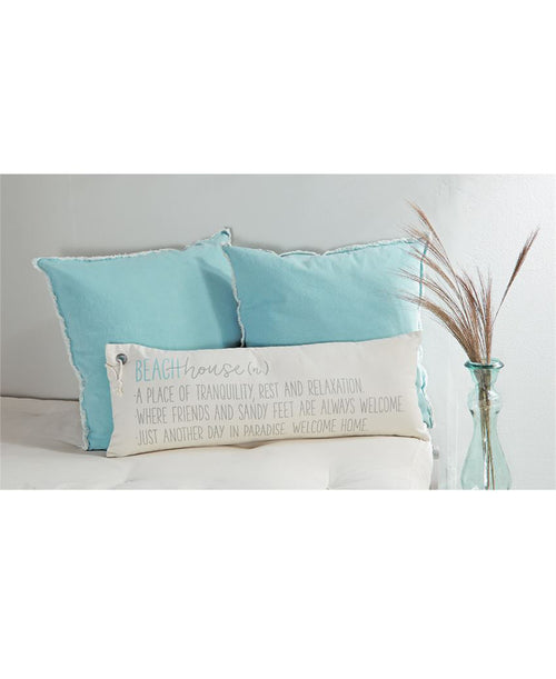 Beach House Definition Pillow (4165122)