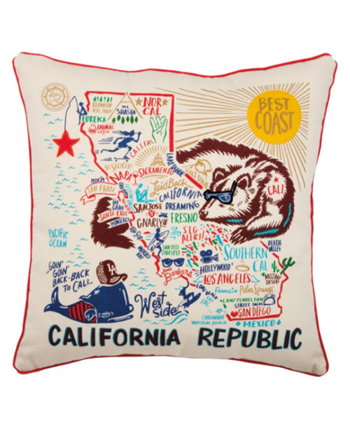 California Pillow (30515)