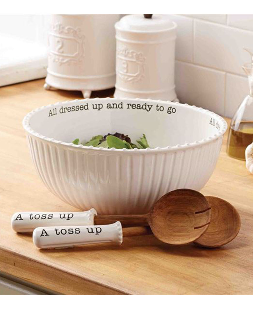 Circa Salad Bowl Set