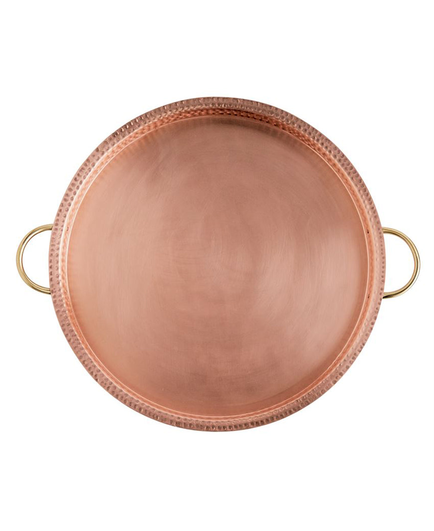 Bungalow Copper Tray (4264571)