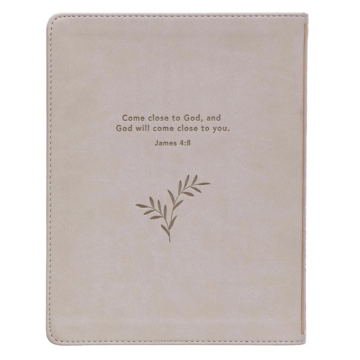 My Quiet Time Devotional Faux Leather Edition (DEV091)