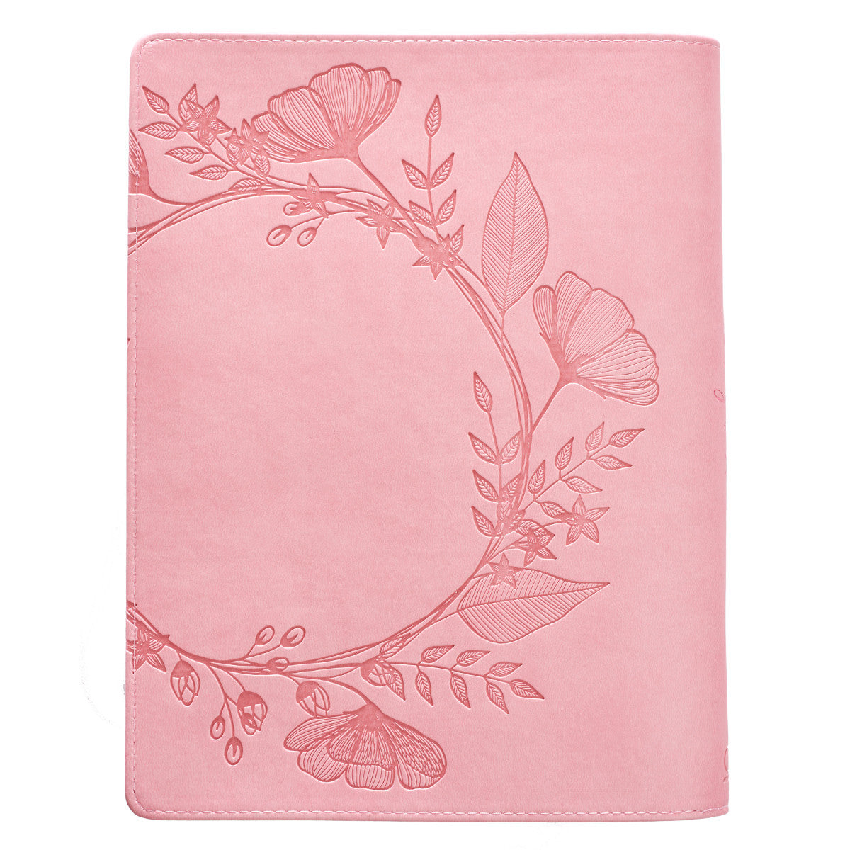 Pink Be Still Large Daily 2019 Planner