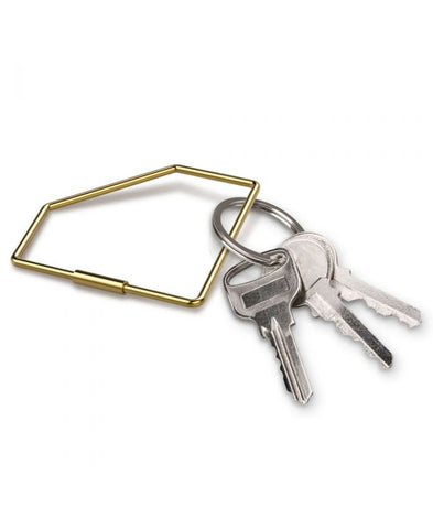 Cat Gold Key Ring (5228960)