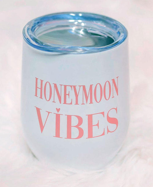 Honeymoon Vibes Tumbler