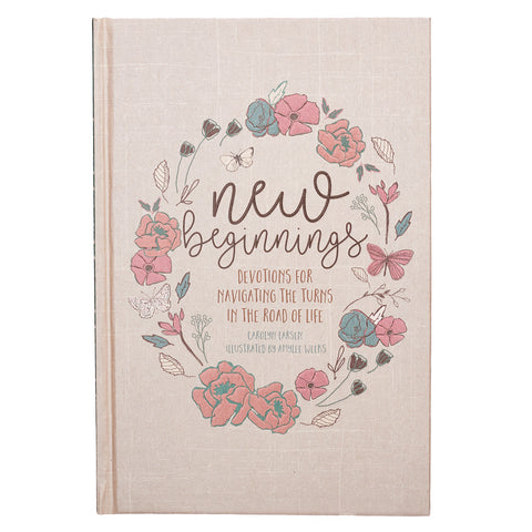 Be Still Floral Journal (JLW060)
