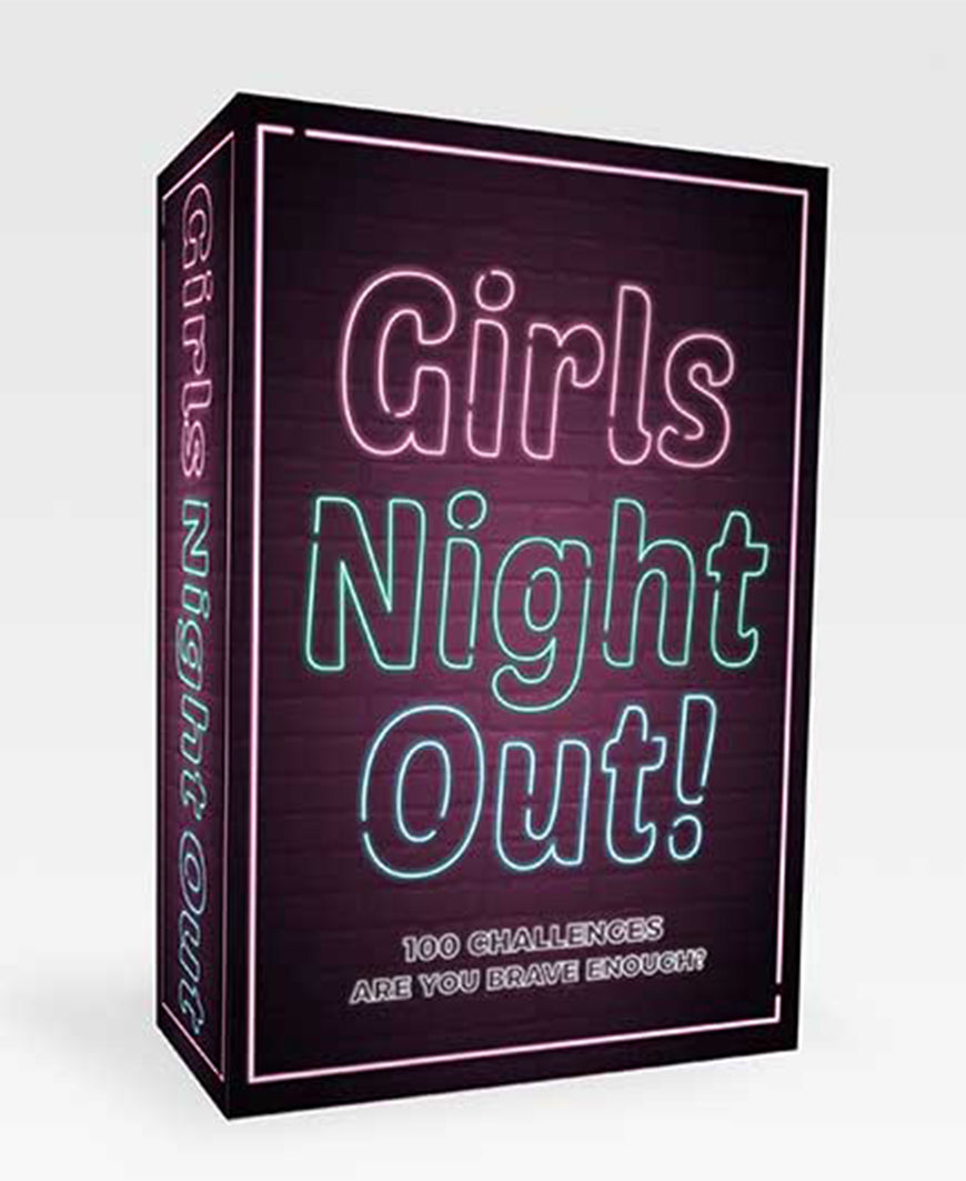 Girls Night Out Trivia Cards
