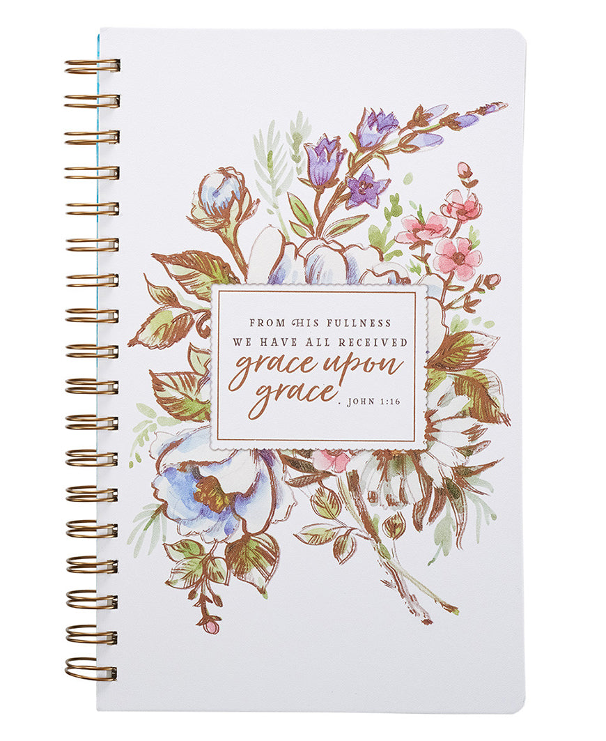 Grace Upon Grace Wire Journal