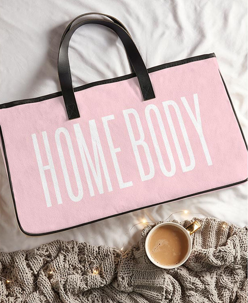 Home Body Tote Bag