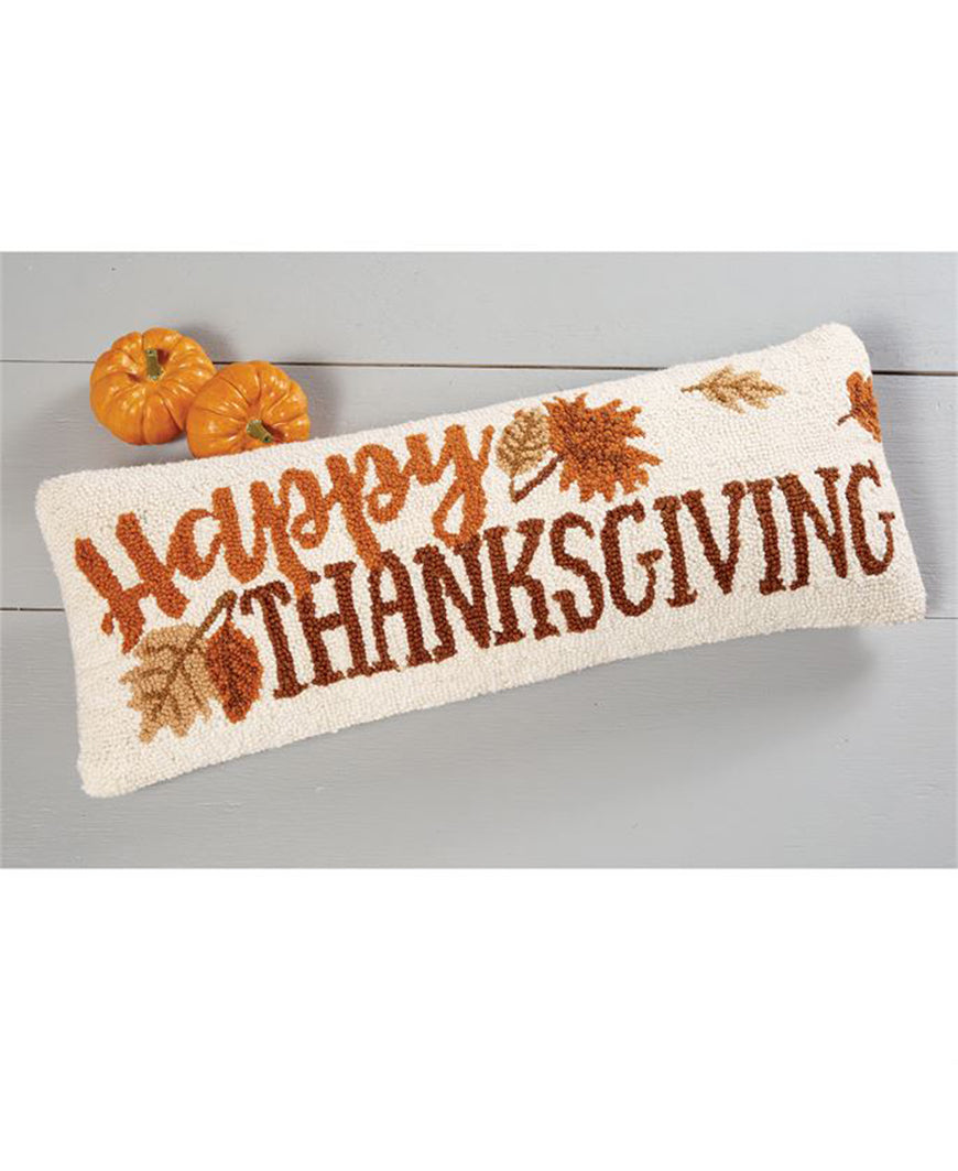 Happy Thanksgiving Pillow (41600201)