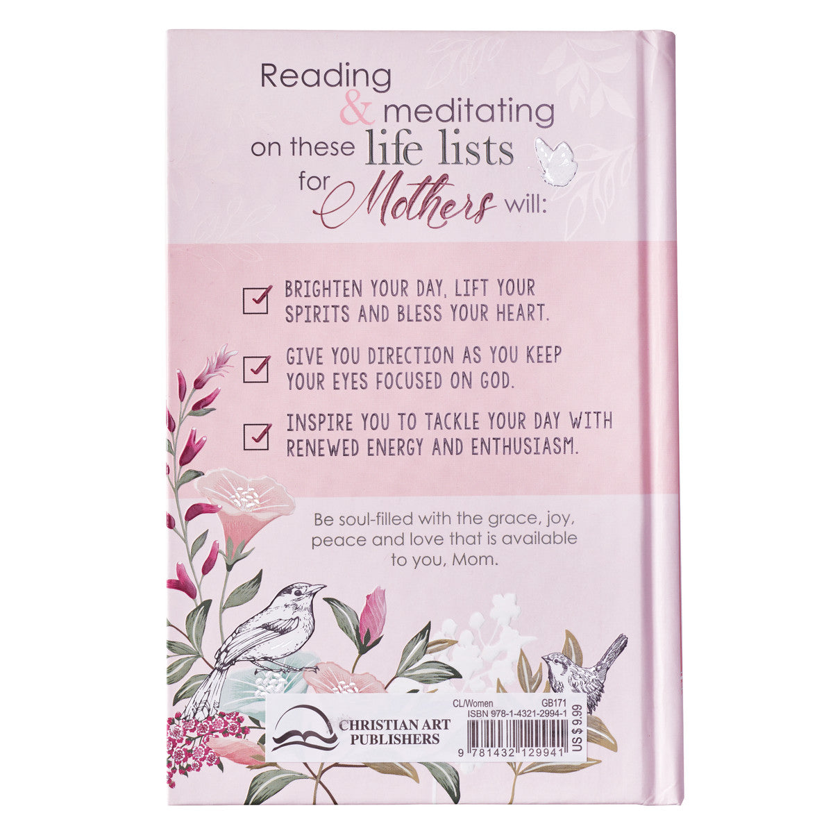 Life Lists For Mothers (GB171)