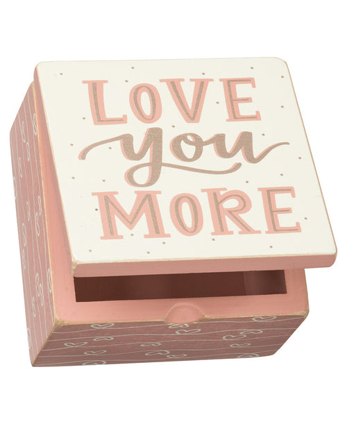 Love You More Box