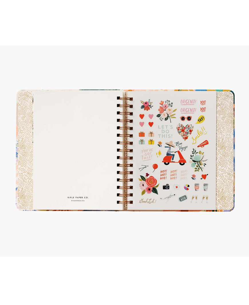 2021 Luisa 17-Month Planner by Rifle Paper Co.