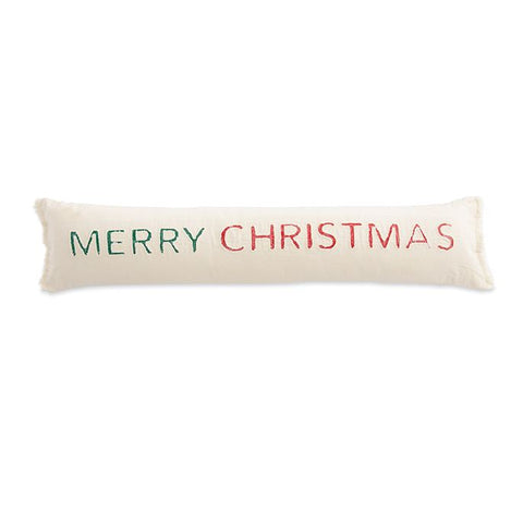 Ho Ho Ho Skinny Canvas Pillow (41600229H)