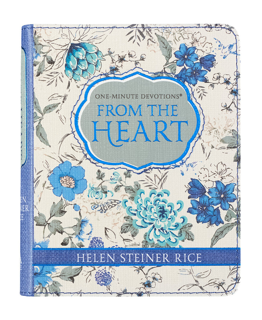 One-Minute Devotions From The Heart