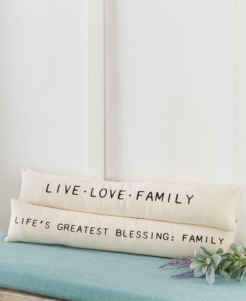Family Long Pillow (41600338)