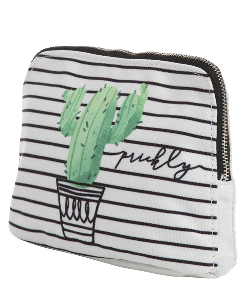 Prickly Cactus Cosmetic Bag (CC6-0570)