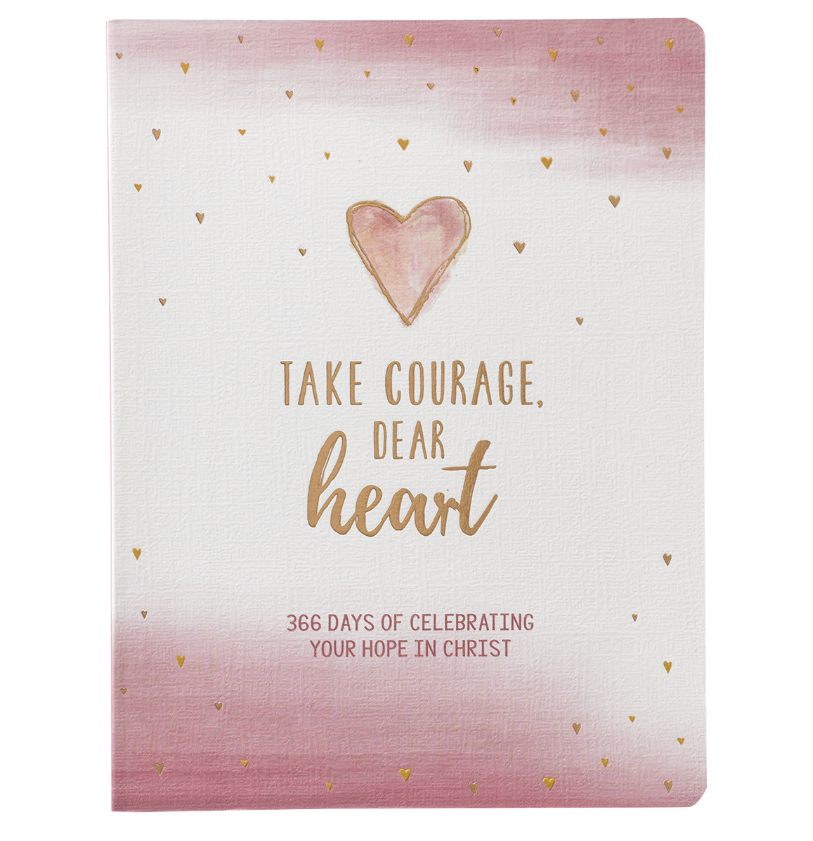 Take Courage, Dear Heart Devotional Book (GB156)