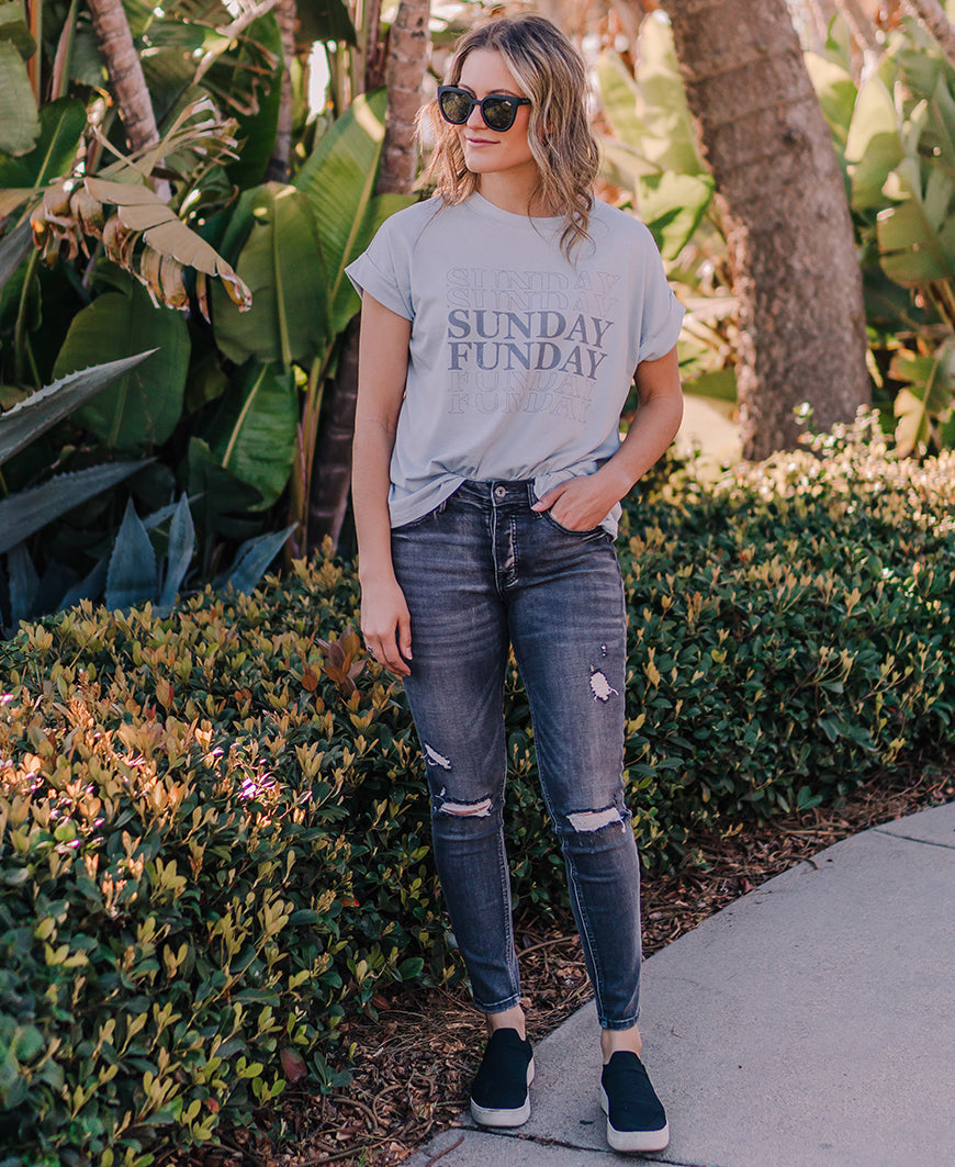 Sunday Funday Graphic Tee (CT7752)