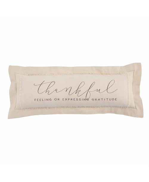 Thankful Definition Pillow (41600393)