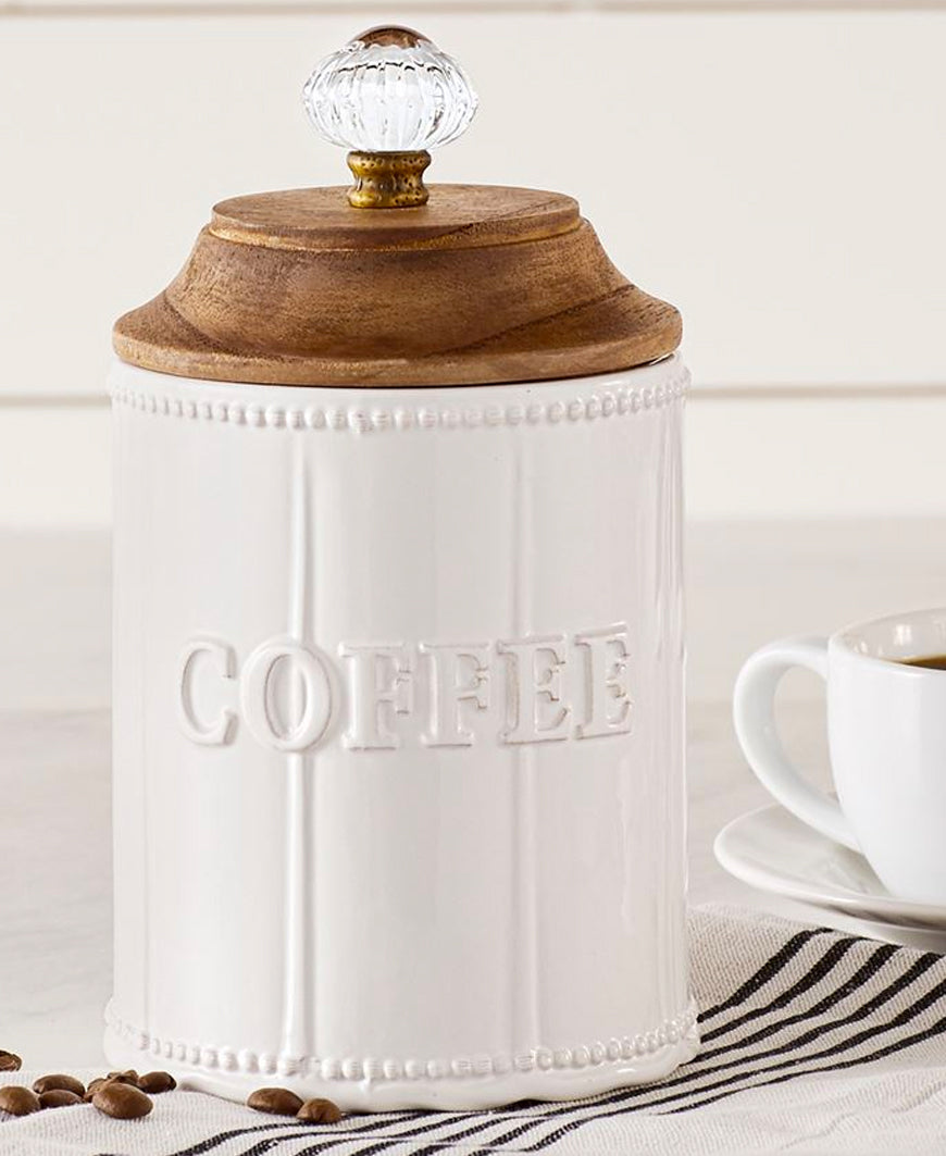 Door Knob Coffee Canister (49300016)
