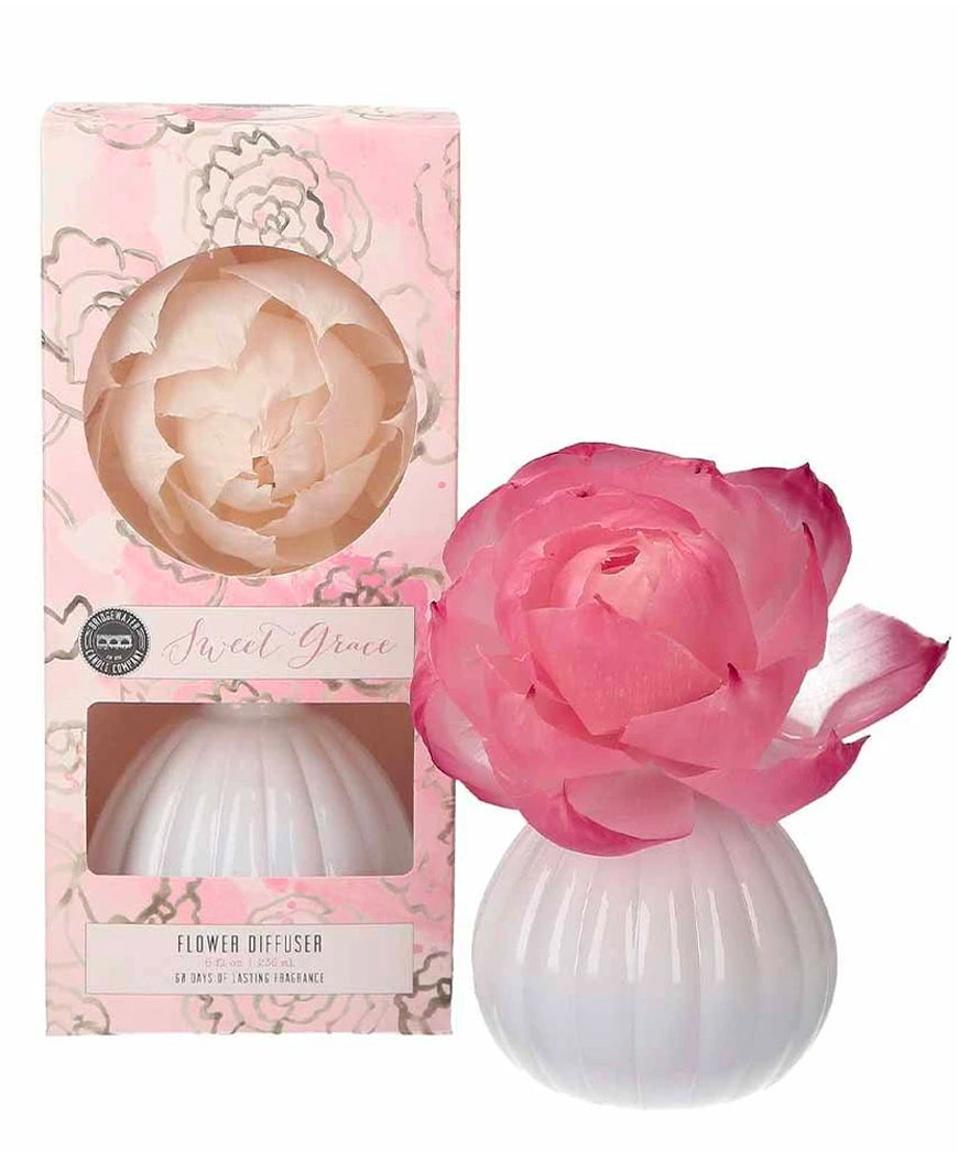 Sweet Grace Flower Diffuser (CURBSIDE PICK UP)