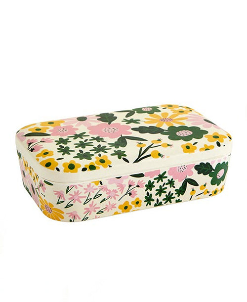 Floral Lunch Container