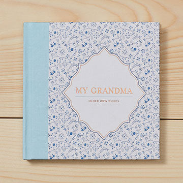 My Grandma Interview Journal