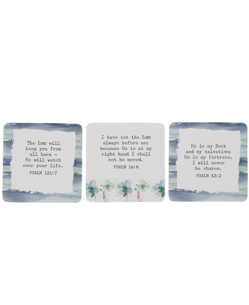Grace Notes For Women Scripture Cards in a Tin