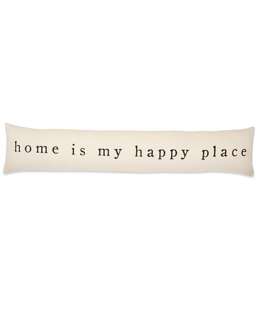 Home Is My Happy Place Pillow (41600272H)