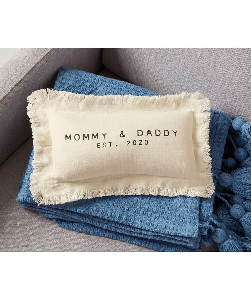 Parents Est. 2020 Pillow (41600330)