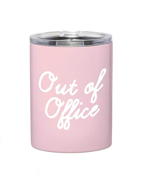 Out of Office Stainless Steel Tumbler