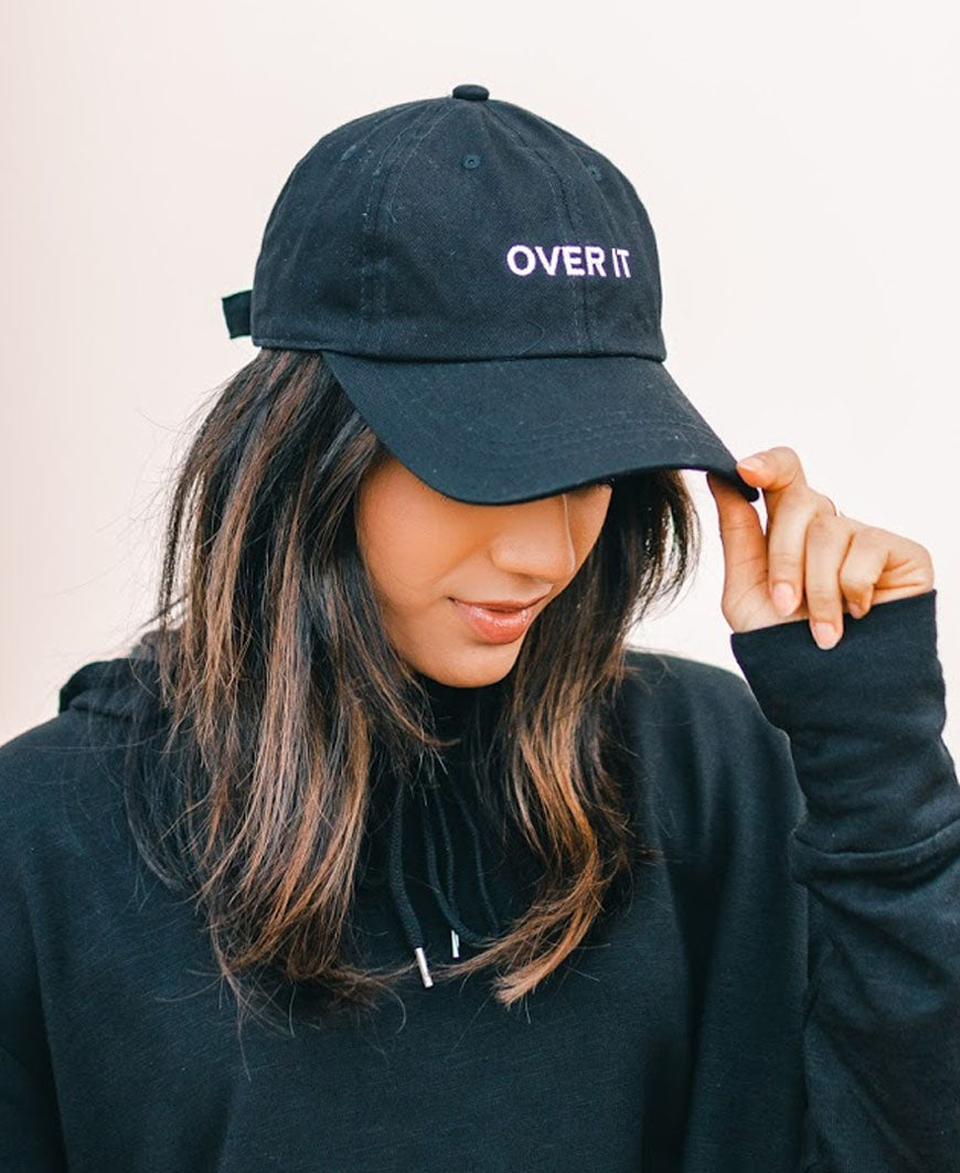 Over It Baseball Hat