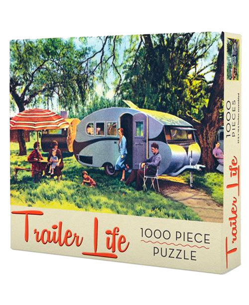 Trailer Life Puzzle (CURBSIDE PICK UP)