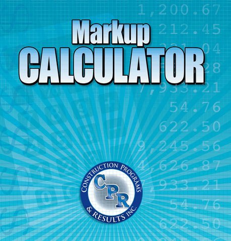 Markup Calculator Software