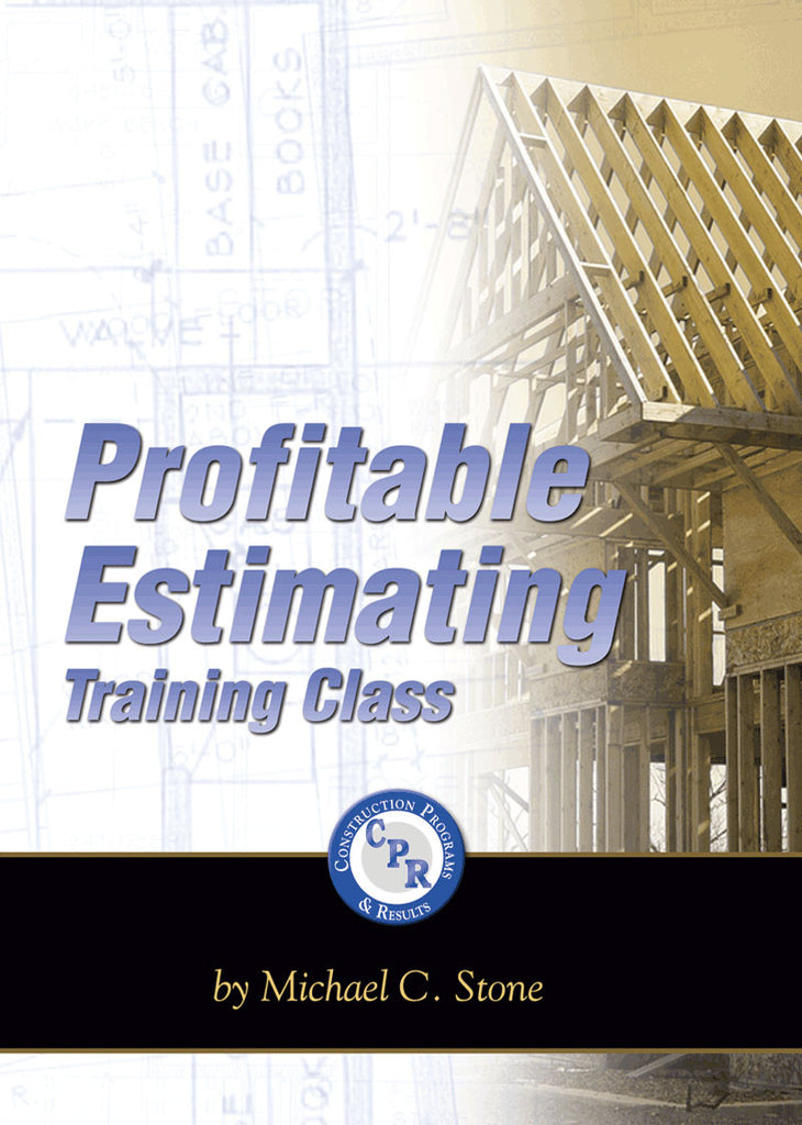 Construction Estimating Training