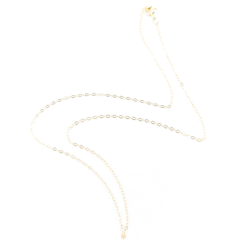 white il stone fullxfull listing simple delicate gold zoom necklace