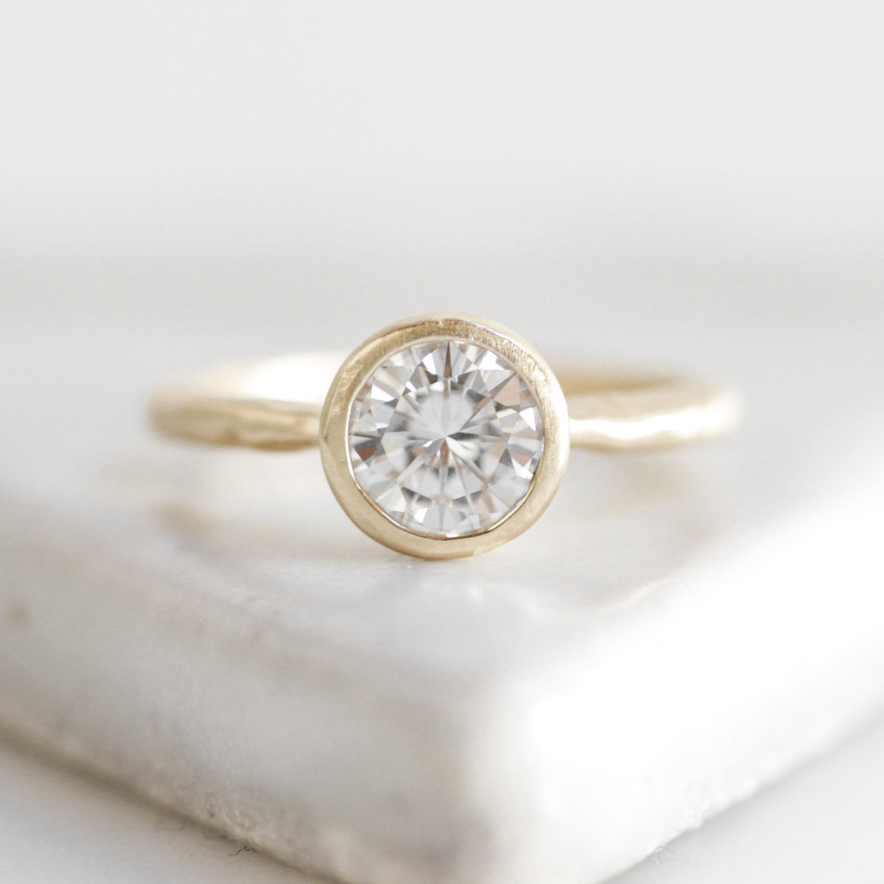Isle Solitaire Ring