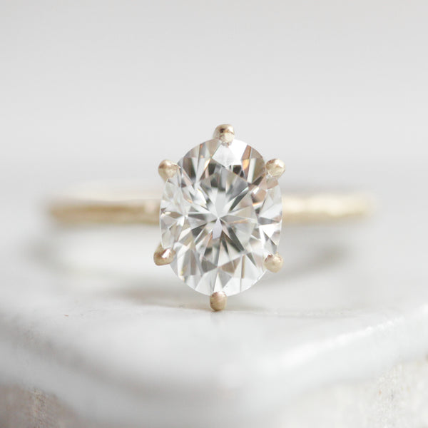 2 Carat 6-Prong Solitaire
